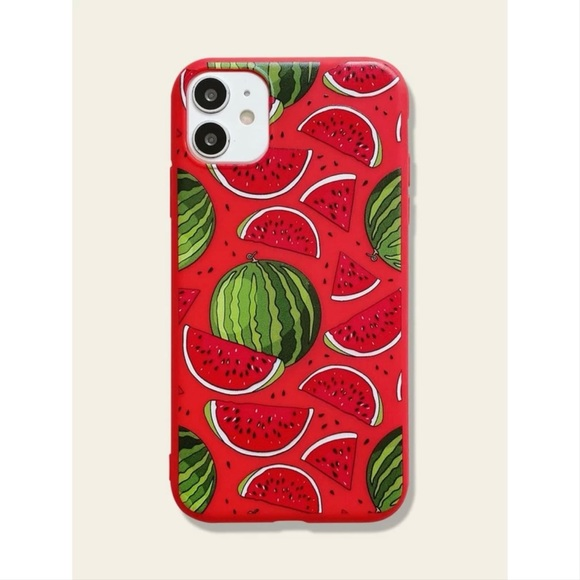 Watermelon Pattern iPhone 11 Pro Max Case 🍉